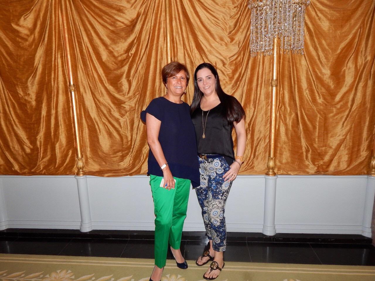 Não poderia deixar de agradecer a querida Conceição, diretora do hotel, que me recebeu amavelmente, e me acompanhou na visita técnica pelo hotel